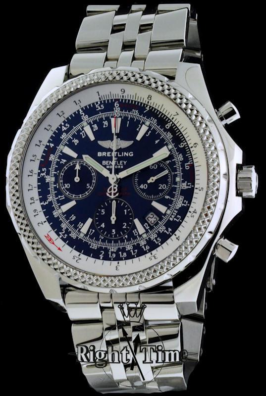 Breitling bentley motors special edition a25362 pre for Breitling watches bentley motors special edition a25362