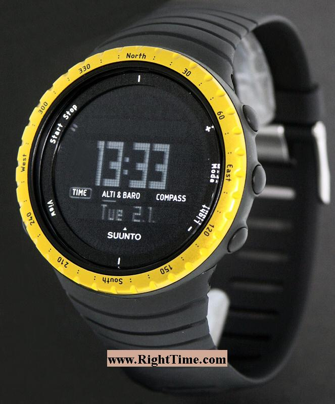 Marvellous suunto core vs vector photographs