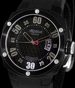 Alpina Watches : Heritage - Bernard Watch