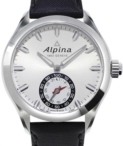 Horological Smartwatch Silver Alsaq Alpina Horological - Alpina watches prices