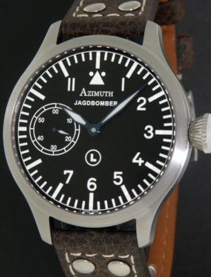 Azimuth Watches JABO