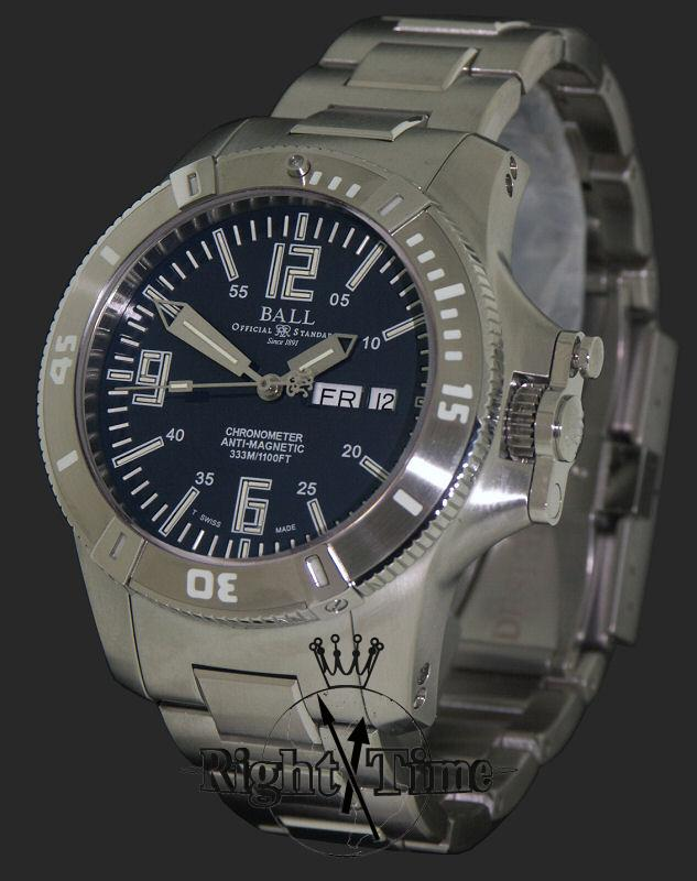 Eng Hydro Spacemaster X Lume Dm2036a Sca Be Ball