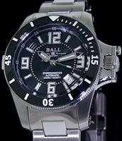 BALL CERAMIC XV BLACK DIAL