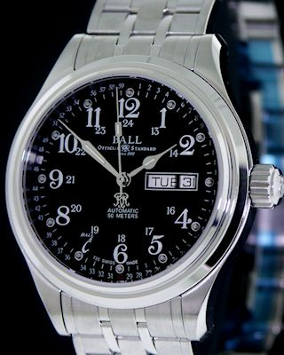 Ball Watches NM1058D-S3J-BK