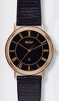 Belair Watches A4162Y-BLK