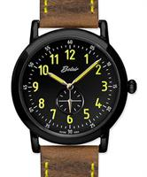 Belair Watches A4186BK/S-BLK/BRN