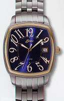 Belair Watches A5980B-BLU