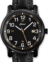 Belair Watches A9340BK/S-BLK/BLK