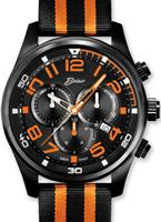 BELAIR SPORT BLACK/ORANGE CHRONOGRAPH