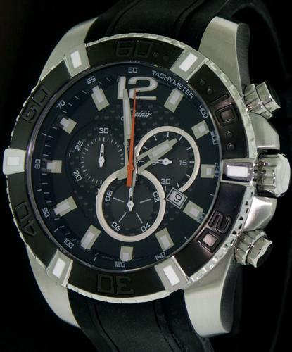 black chronograph a9840 blk belair men sport wrist watch click