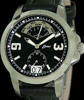 Belair Watches A9934W/B-BLK