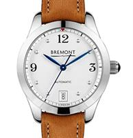 Bremont Watches SOLO34-AJ-WH-R-S