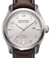 Bremont Watches SOLO43-WS-R-S