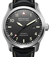 Bremont Watches SOLO43-CR-R-S