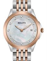 Bulova Watches 98P162