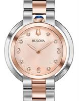 Bulova Watches 98P174