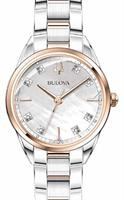 Bulova Watches 98P183