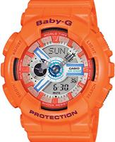 Casio Watches BA110SN-4ACR