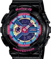 Casio Watches BA112-1ACR