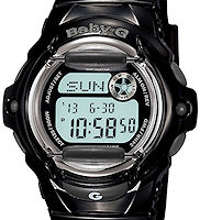 Casio Watches BG169R-1