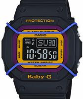 Casio Watches BGD501-1BCR