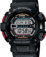 Casio Watches G9000-1V