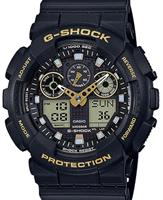 Casio Watches GA-100GBX-1A9CR