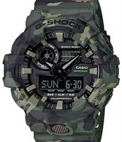 Casio Watches GA-700CM-3ACR