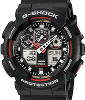 Casio Watches GA100-1A4