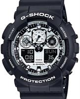 Casio Watches GA100BW-1ACR