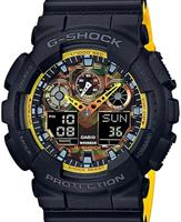 Casio Watches GA100BY-1ACR