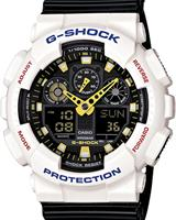 Casio Watches GA100CS-7ACR