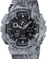 Casio Watches GA100MM-8ACR