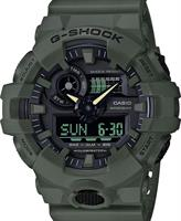 Casio Watches GA700UC-3A