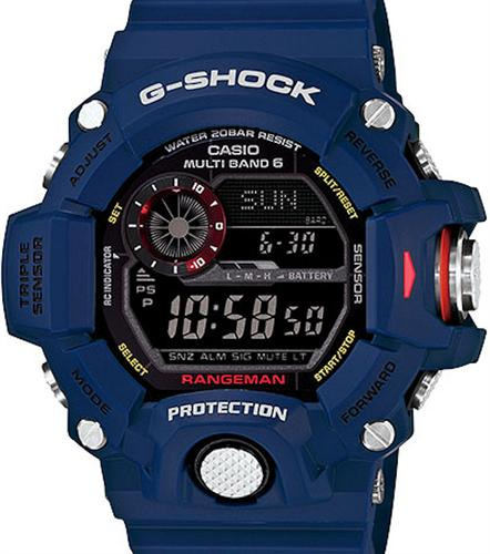 g shock gw 9400 manual