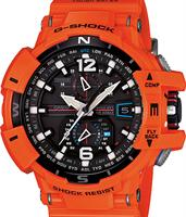 CASIO G-SHOCK AVIATION SOLAR