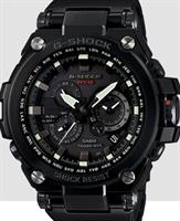 CASIO METAL TWISTED STEEL G-SHOCK