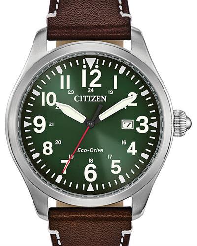 Citizen Bm6838 09x Everyday Sport Chandler Green Dial