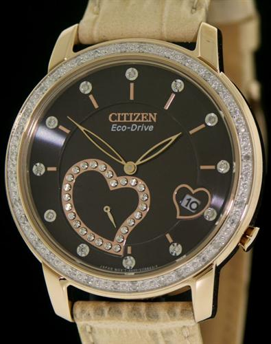 Citizens Watches Gold