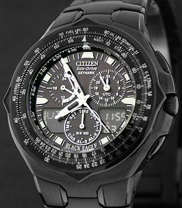 how to set time on citizen eco drive skyhawk wr200