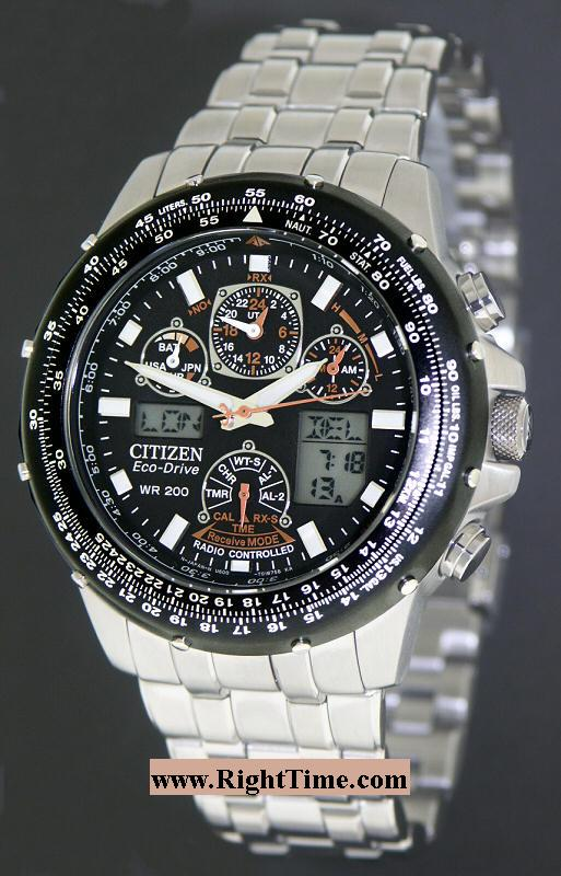 citizen a men watches watch s t skyhawk atomic