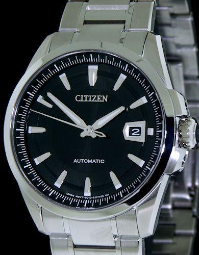 Signature 24 Jewels Automatic nb0040-58e - Citizen Signature wrist watch