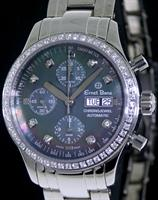 ERNST BENZ DIAMOND MOTHER OF PEARL DIAL