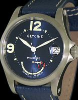 Glycine Watches 3858-18-LB8