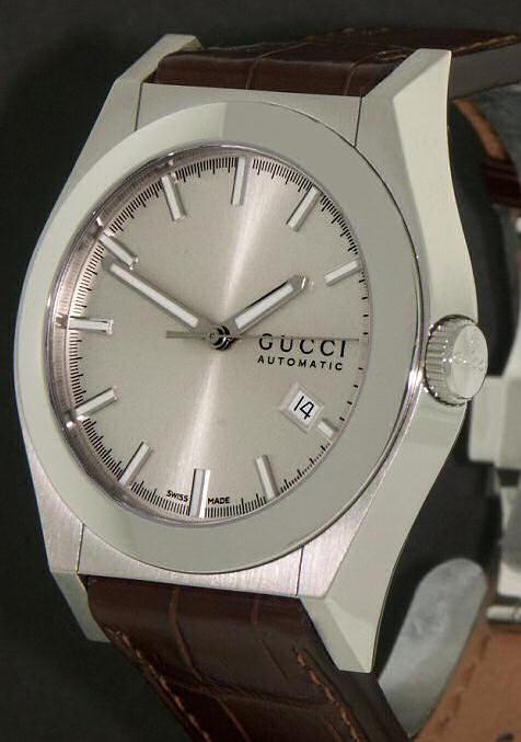 c0498c7b992 Pantheon Novelty Automatic ya115204 - Gucci Pantheon wrist watch