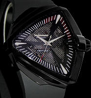 HAMILTON VENTURA BLACK LIMITED EDITION