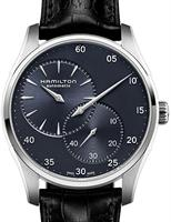 Pre-Owned HAMILTON JAZZMASTER REGULATOR GREY DIAL