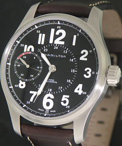 Khaki Field Mechanical H69619533 Hamilton Khaki Wrist Watch