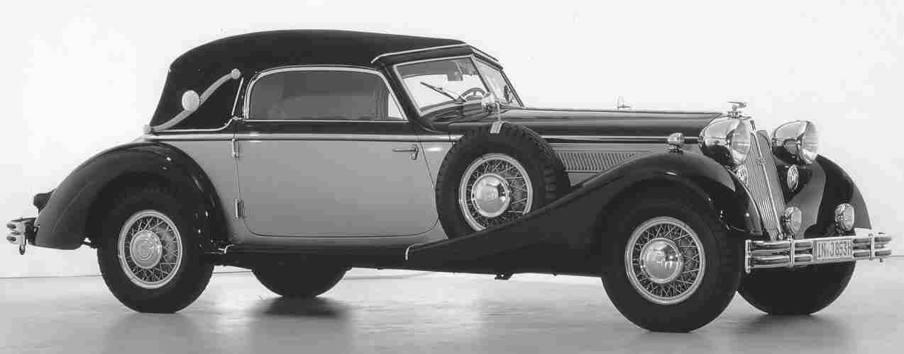Muhle Audi Horch Limited Horch853 Muhle Glashutte