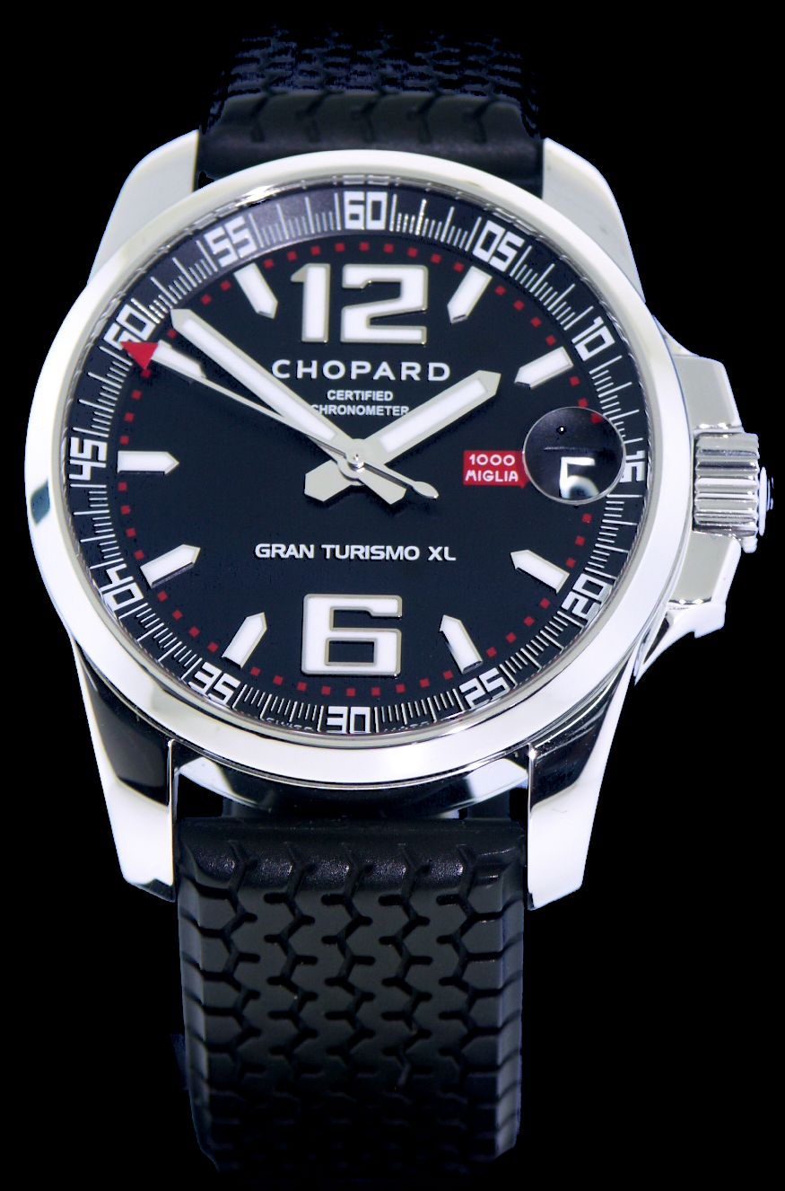 4a2bcded2dc Chopard Mille Miglia Gran Turismo 168997-3001 - Pre-Owned Mens Watches